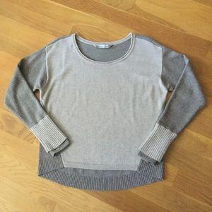 ATHLETA 100% Merino Wool 'Frisco' Sweater Sz M